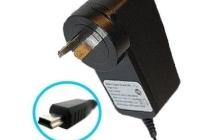 CARGADOR VIAJERO  Mini USB